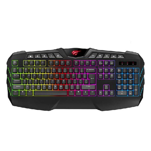Combo Teclado Gamer Mouse Gamer Rgb Y Pad Mouse