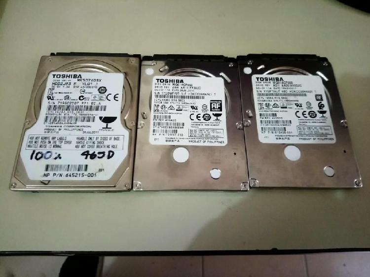 Discos duros 500GB 100% Para portatil, PS3, PS4 XBOX