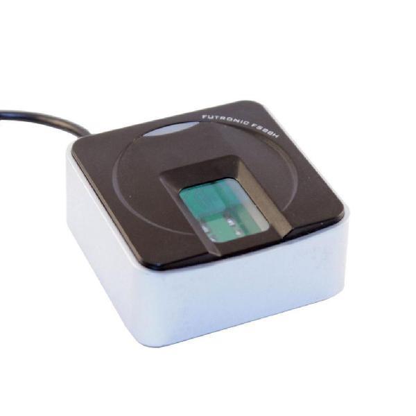 Escaner lector biometrico huellas dactilares futronic fs88h
