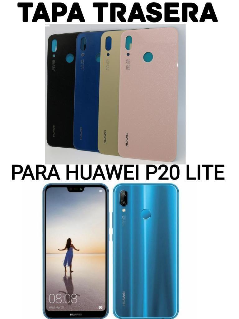 Tapa Trasera para Huawei P20 Lite