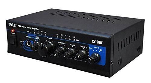 Sistema De Amplificador De Potencia De Audio Para El Hogar 2