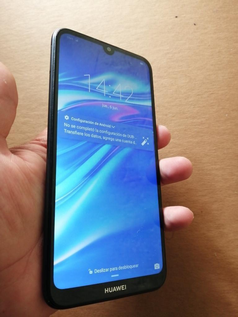 Vendo Cambio Huawei Y Como Nuevo