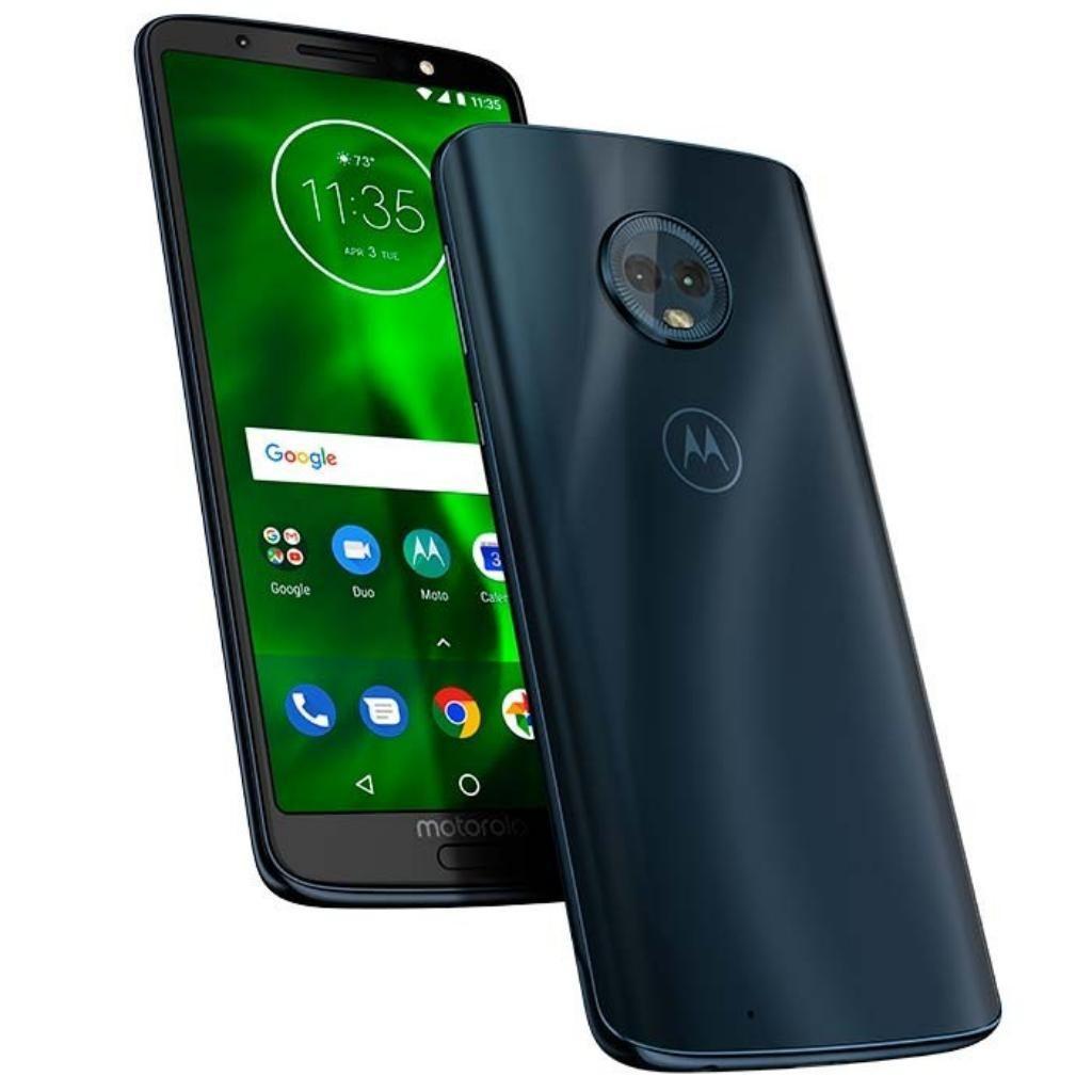 Vendo Cambio Motorola G 6
