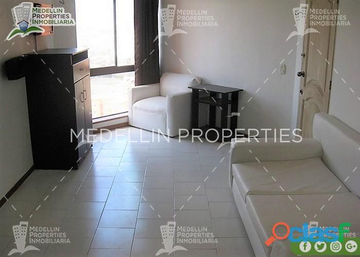Apartamentos Amoblados en Alquiler Medellín Cód: 4246
