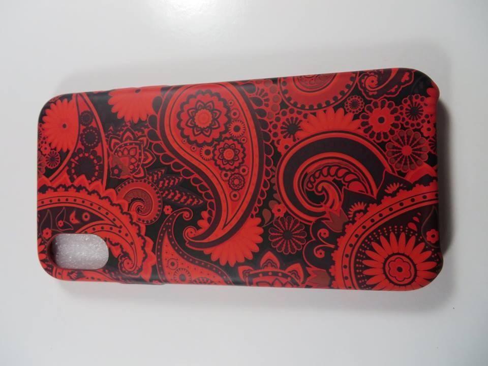 Estuche suave con diseños para iphone 10 o iphone x -