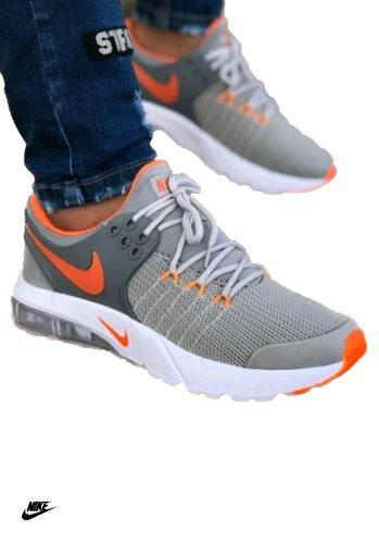 Tenis Hombre Nike Air Running Calzado Deportivo Garantizado