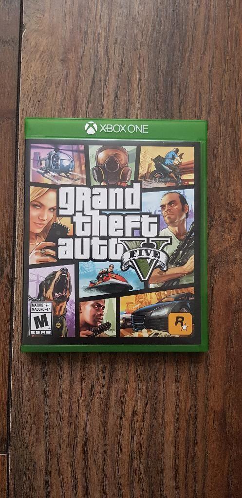 Grand Theft Auto 5 Xbox One Perfecto