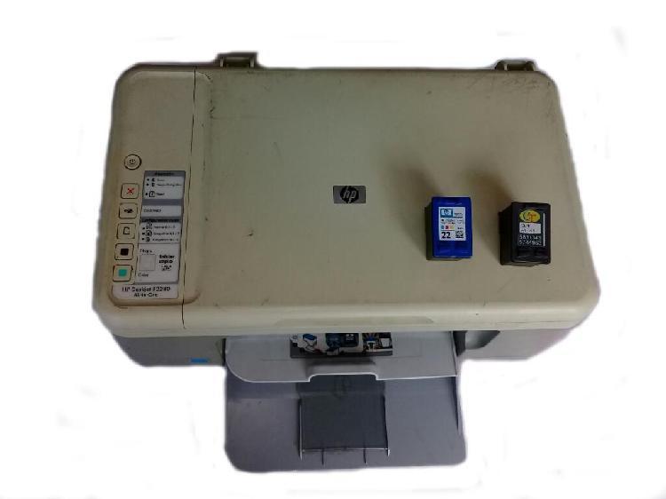 Impresora Multifuncional Hp F2280