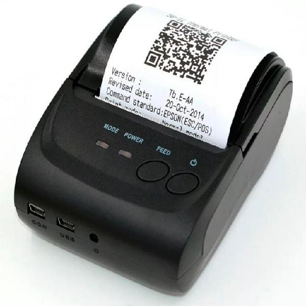 Impresora térmica INFOPOS mini bluetooth