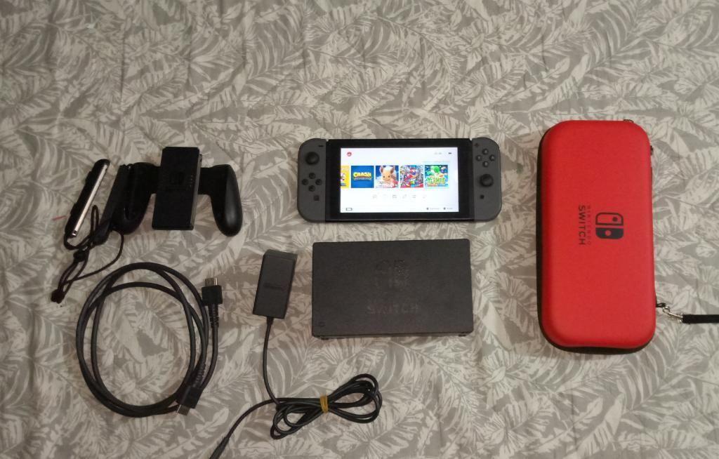 Nintendo Switch Prpgramada Full 25 Juego