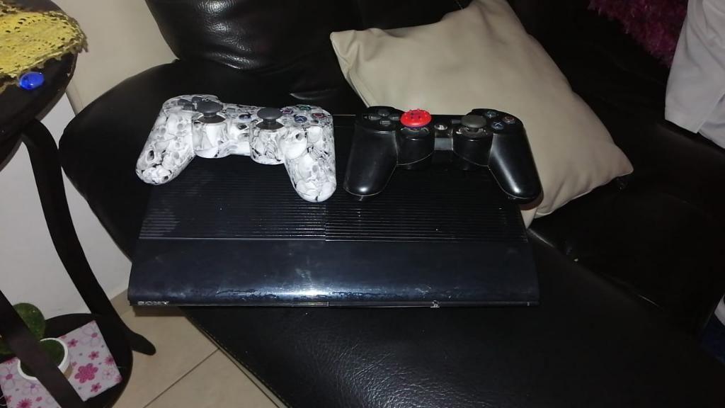 Psp3 Vendo O Cambio por Xbox One