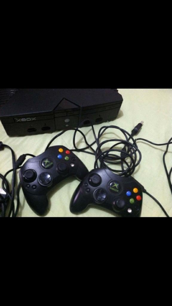 Vendo Xbox Clasico Lee Copias