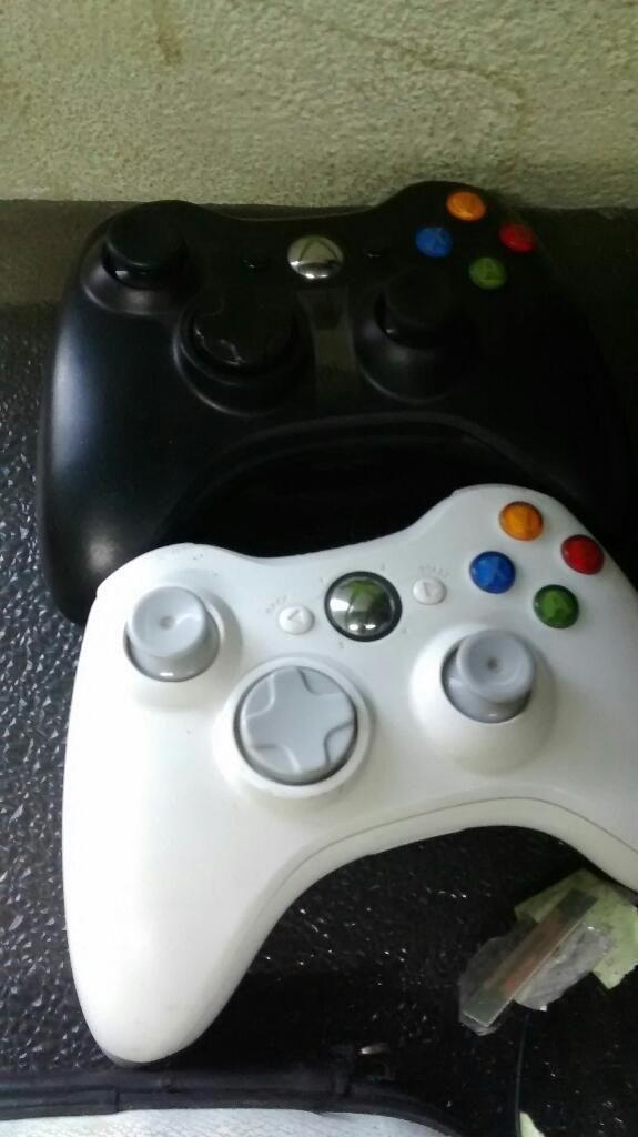 Xbox Slim 2 Controles 30 Juegos Instalad