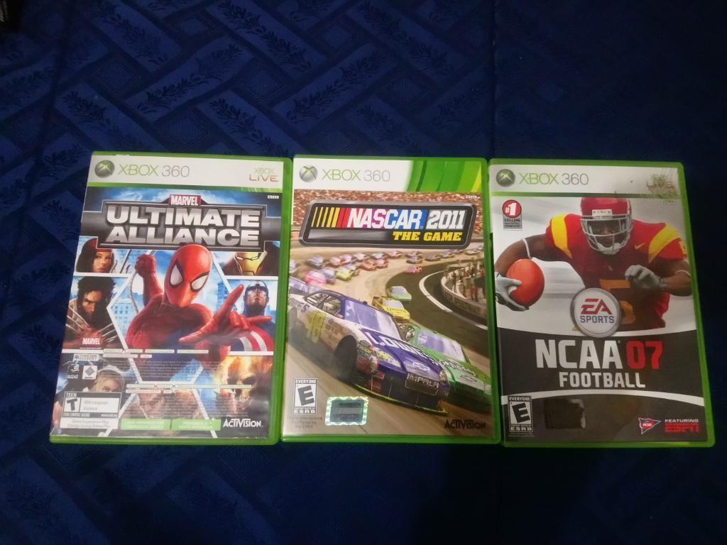 a La Venta Juegos de Xbox 360