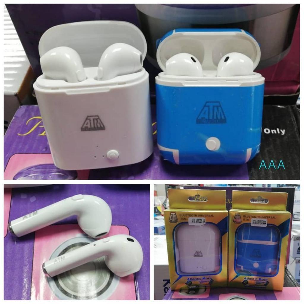 Audífonos Inalámbricos Aaa