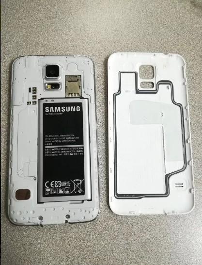 Galaxy S5 para repuestos