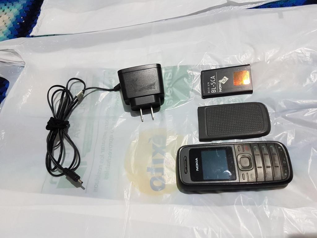 Vendo Celular Nokia b de segunda mano en Medellín.