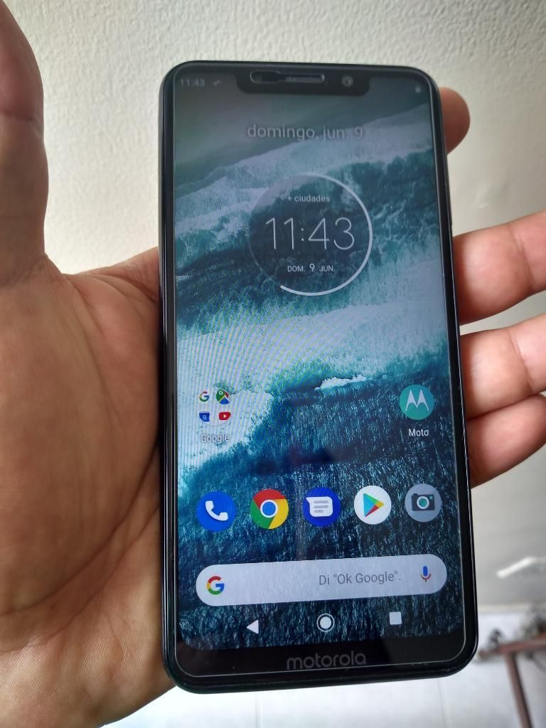 Vendo Motorola One en Perfecto Estado