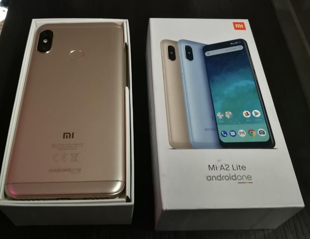 Vendo Xiaomi Mi A2 Lite Dorado