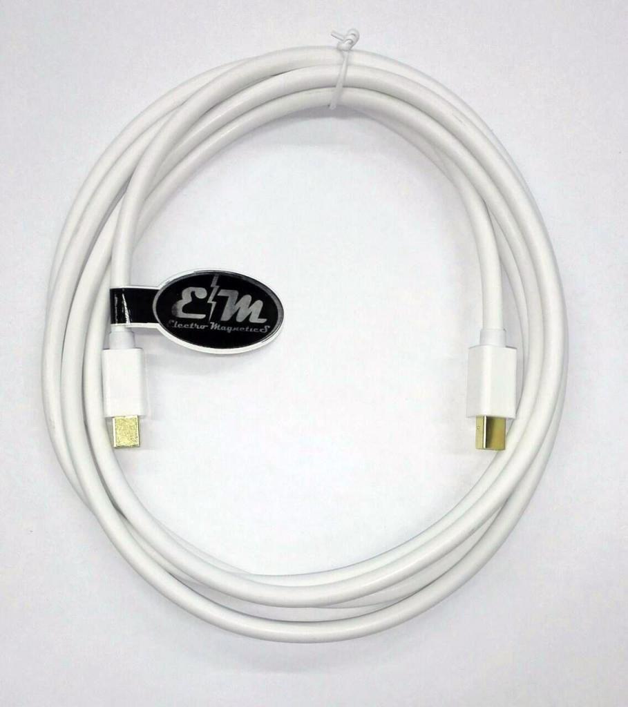 CABLE MINI DISPLAY PORT MACHO A HDMI MACHO AWG28 DE 2m