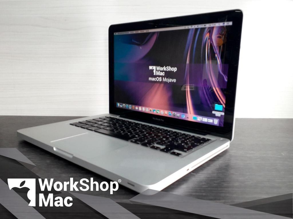MacBook Pro Core i7 Modelo Late  Ram 4gb Disco 500GB