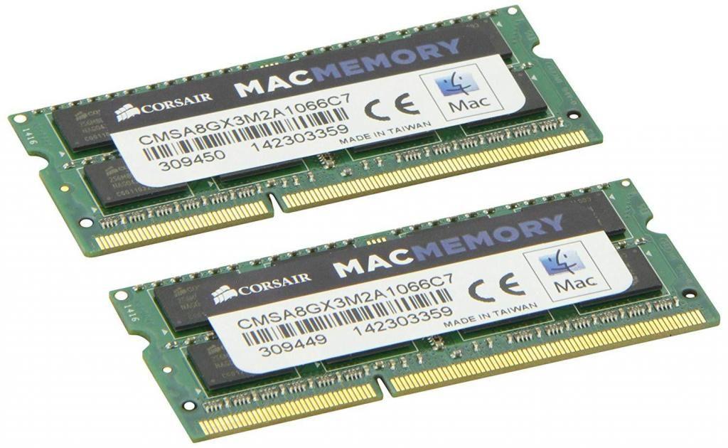 Memoria Ram 8gb Ddr3 para Apple Macbook