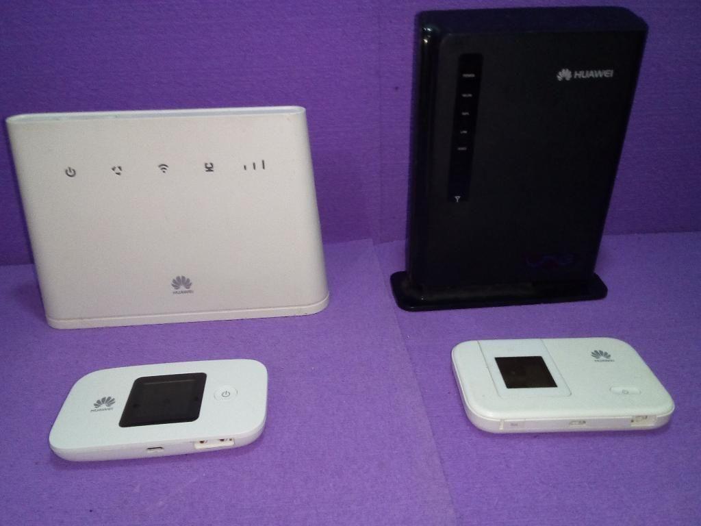 Router Modem Mifi Huawei 4g Lte