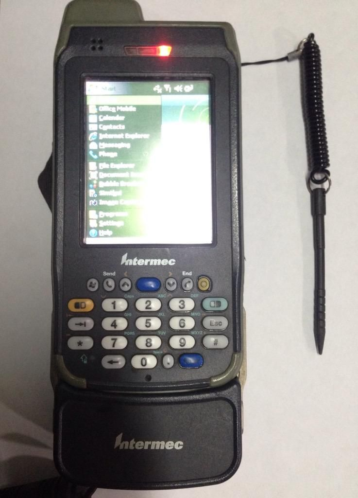 Vendo Cambio Pc Movil Empresarial con Laser, Escaner super
