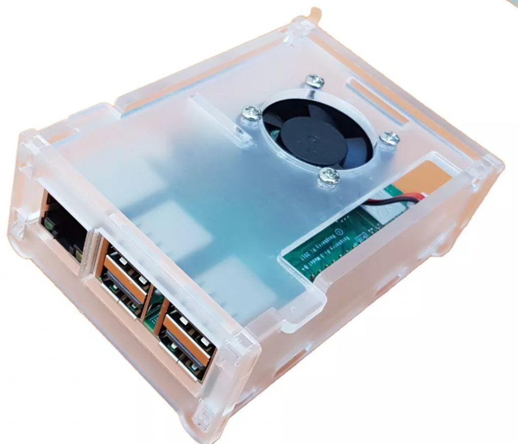 Consola Raspberry Pi 3B plus