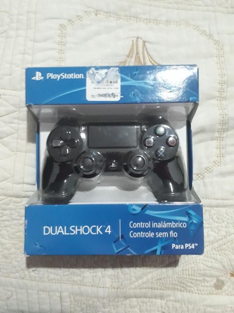 Vendo Control Dualshock 4 Negro