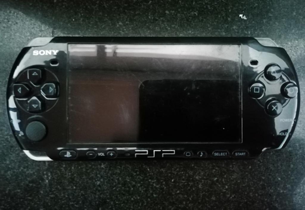 Vendo O Cambio Psp  Sony