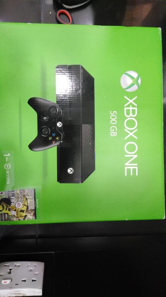 Xbox One de 500 Gb