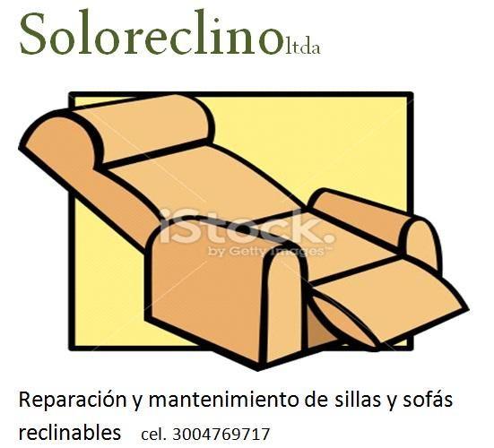 reparacion de sillas reclinables