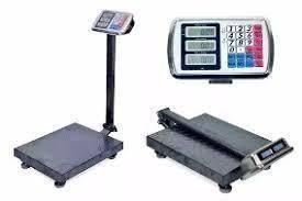 Bascula pesa 200 kg Electronica Brazo Hasta Plataforma