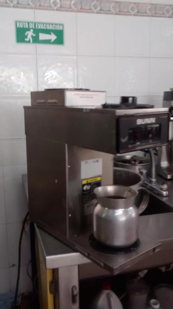 Cafetera BUNN americana