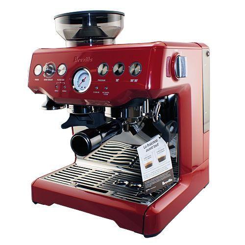 MAQ CAFE BREVILLE 870 CON MOLINO NUEVA CAJA ABIERTA, ENTREGA