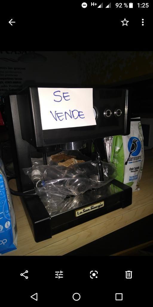 Maquina Profesional de Café