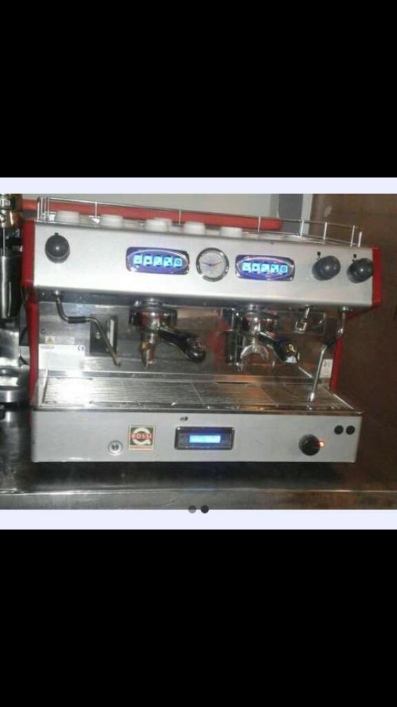 Maquina de Cafe Italiana Marca Rossi
