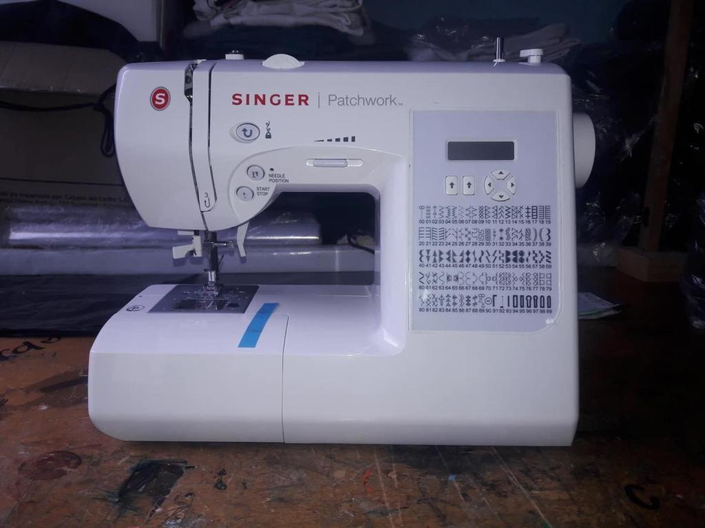 Maquina de coser SINGER Patchwork Sewing