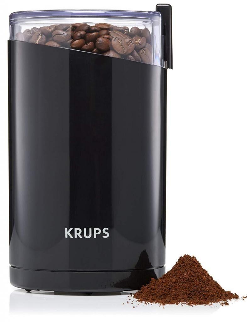Molinillo de café y triturador de especias eléctrico KRUPS