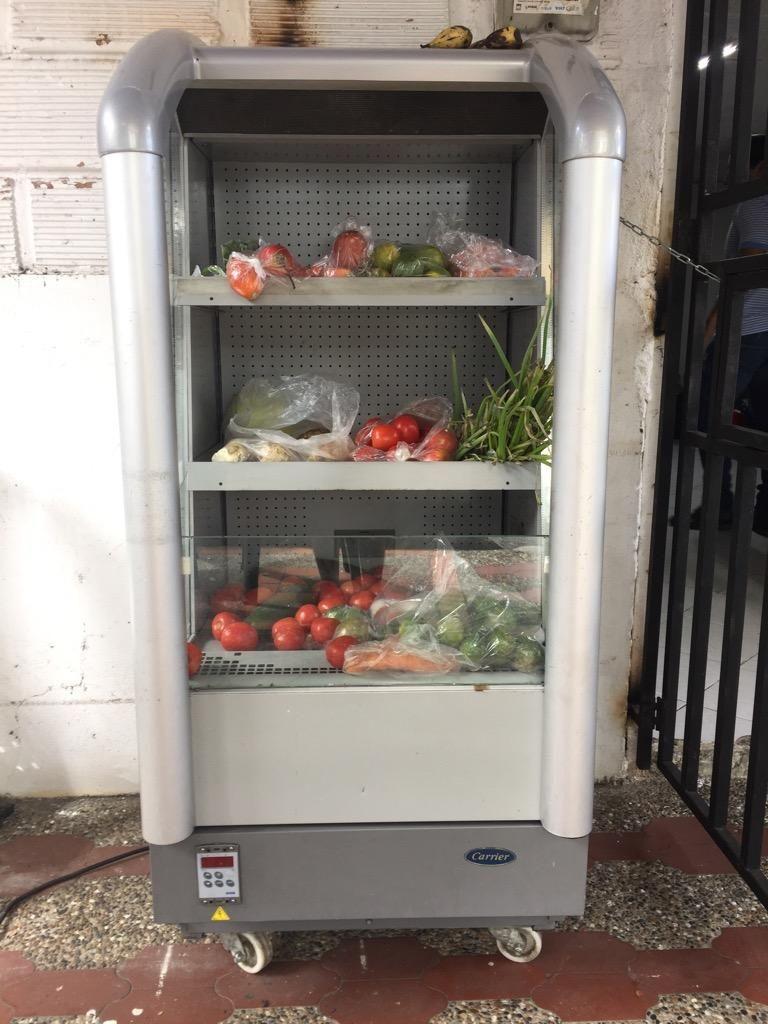Refrigerador de Verduras