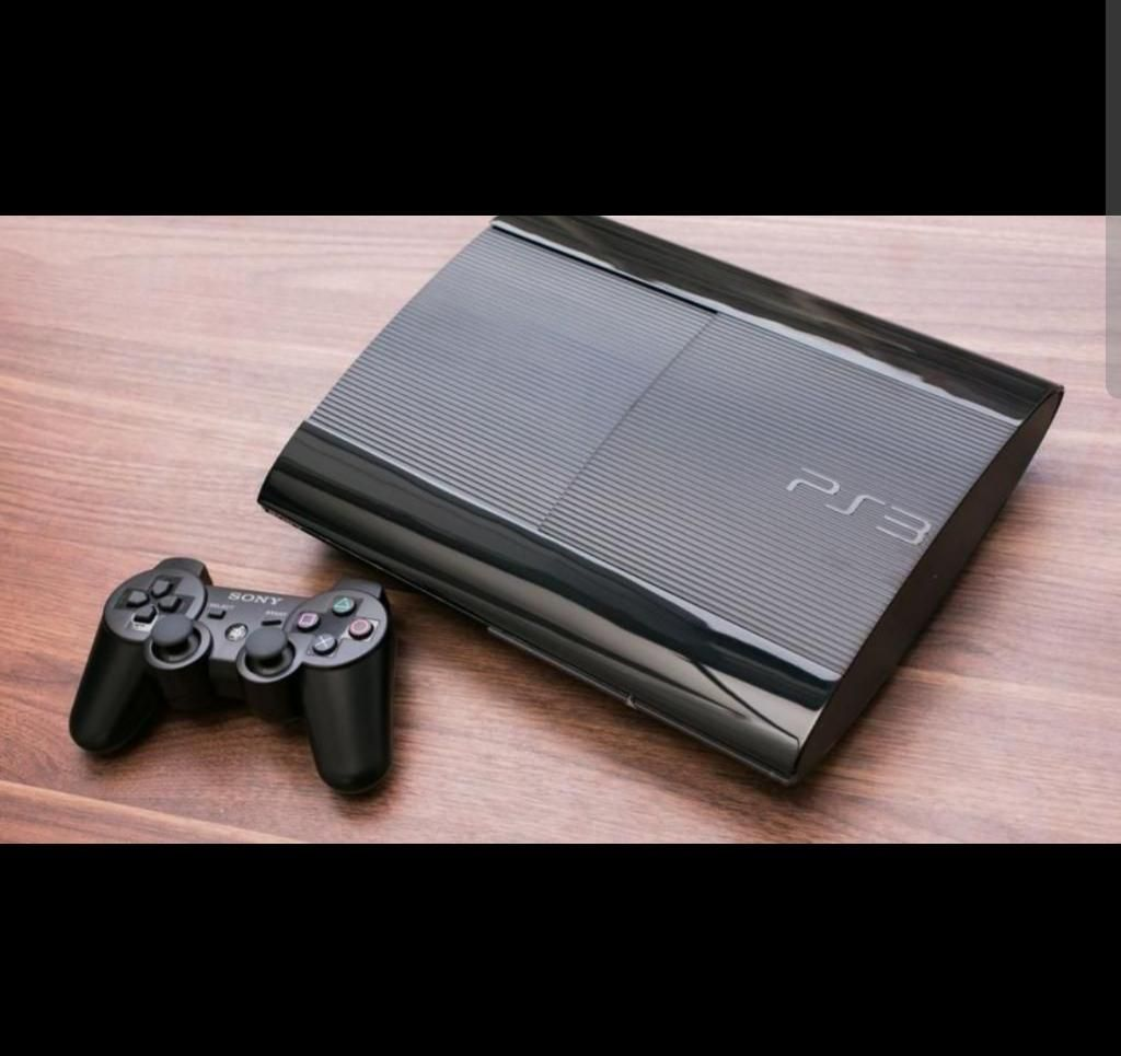 Vendo! Ps3 Super Slim Nueva