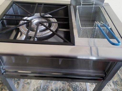 estufas nuevas con doble función para negocio