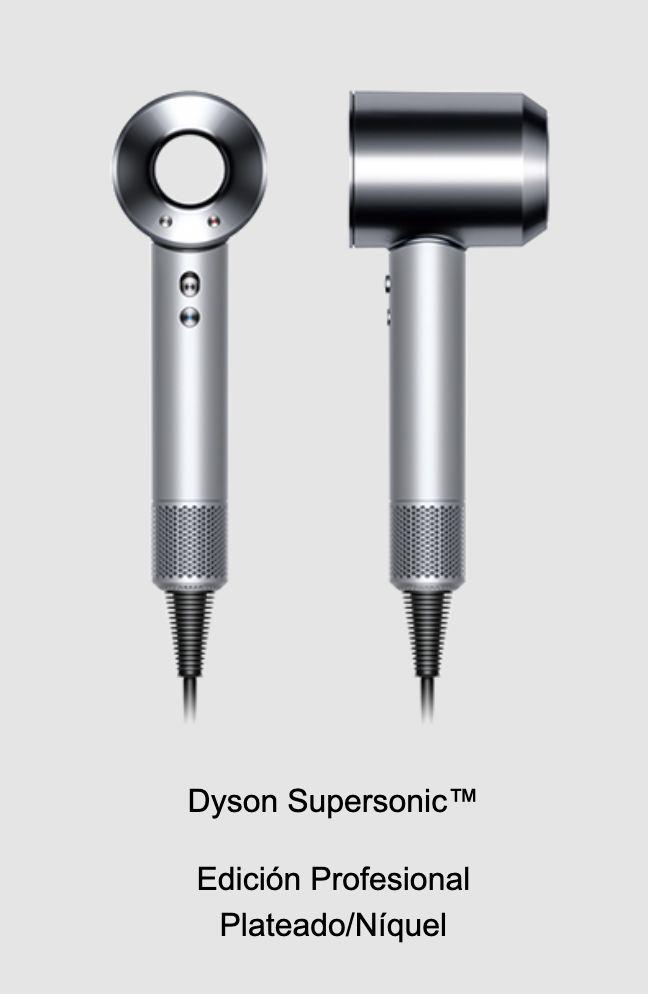 Dyson Supersonic, Secador de Pelo edición Profesional para