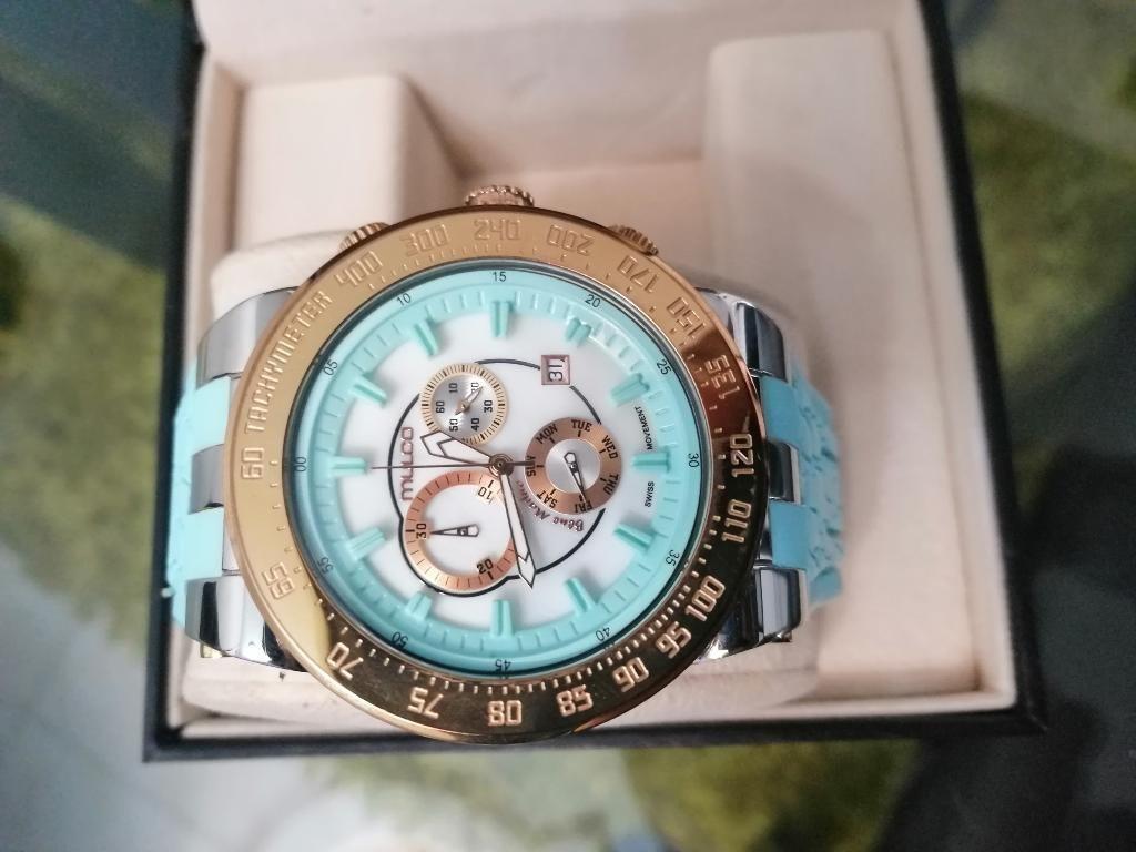Reloj Mulco Bluemarine Original