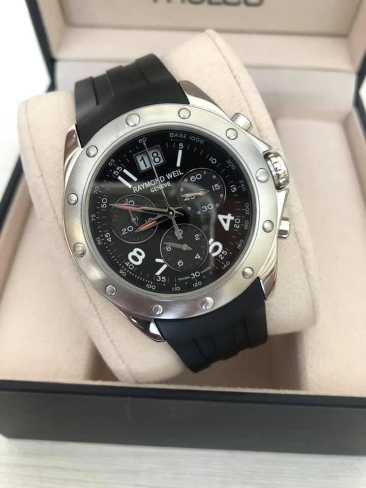 Reloj Raymond Weil Tango para caballero original