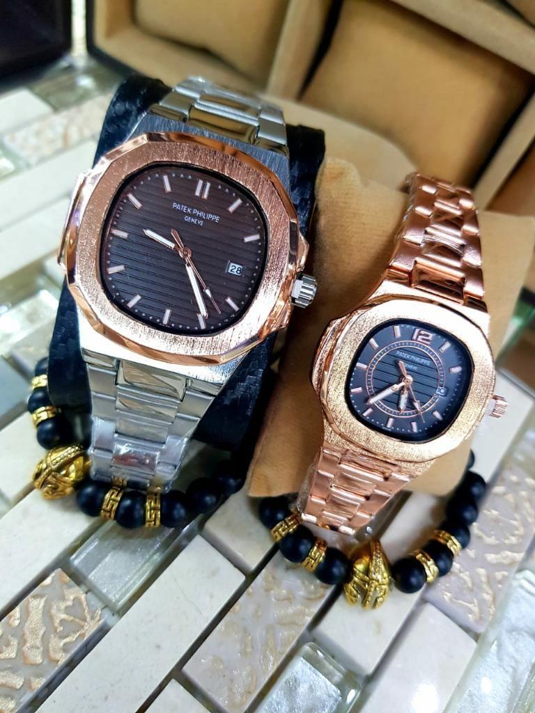 Reloj para Pareja Elegante
