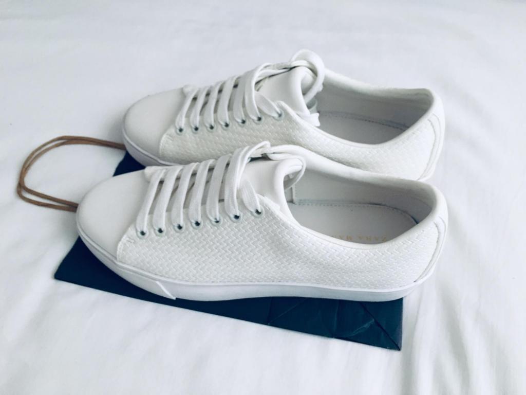 Tenis Zara talla 40 US Nuevos