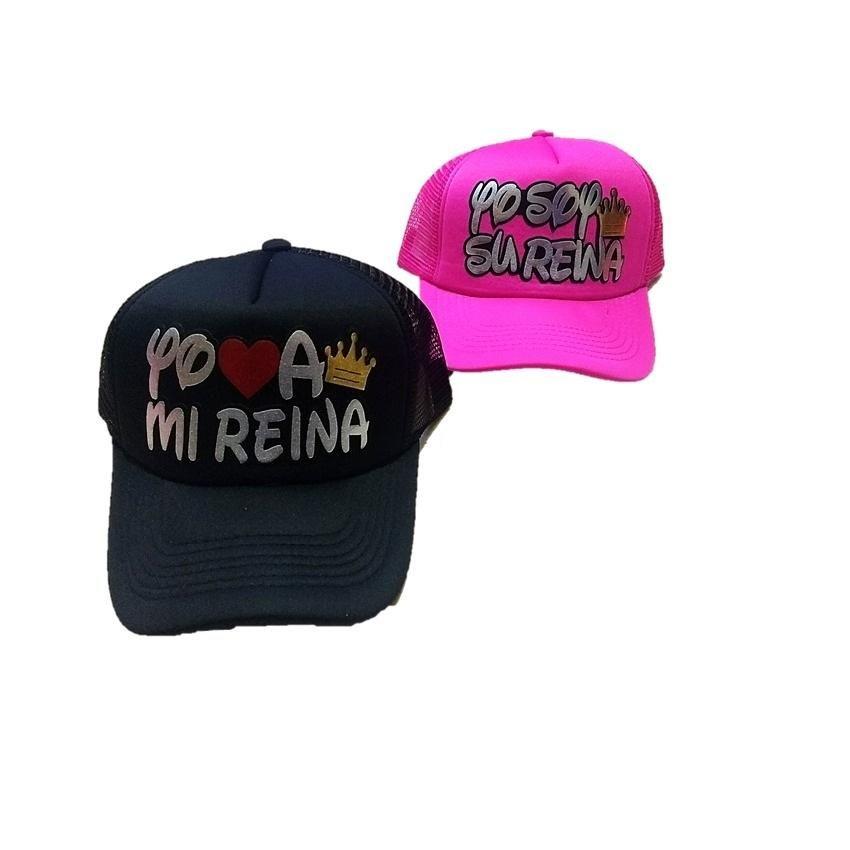 gorras para parejas