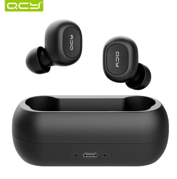 Audífonos Bluetooth QCY, EXCELENTE AUDIO POR EXCELENTE